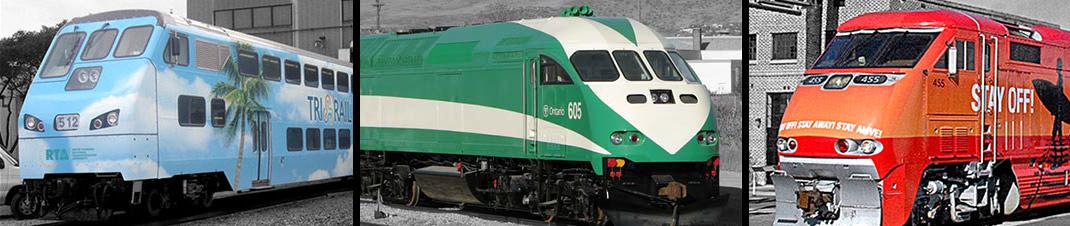 Productos y Servicios de Locomotoras
