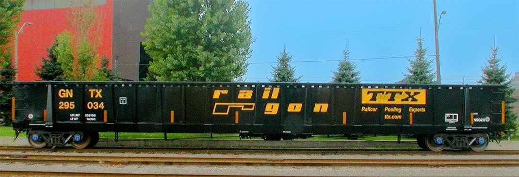 Railroad Conspicuity Tape Comparison Panel Kits
